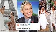 Aileleri Tarafından Reddedilen Lezbiyen Çifte Amerikalı Ünlü Komedyen Ellen DeGeneres'den Destek Geldi!