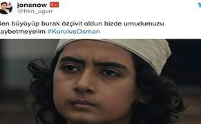 Merakla Beklenen Kuruluş Osman'ın İlk Bölümü Goygoycuların Diline Düştü
