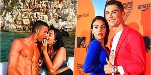 Dünyaca Ünlü Yıldız Futbolcu Cristiano Ronaldo'nun Sevgilisi Georgina Rodriguez ile Fas'ta Gizlice Evlendiği İddia Edildi