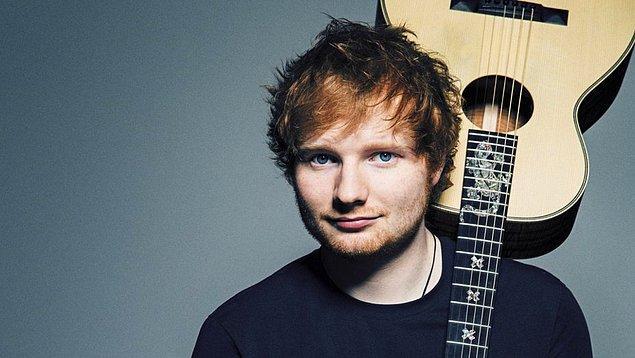 2. Ed Sheeran – Shape of You (4.46 Milyar)