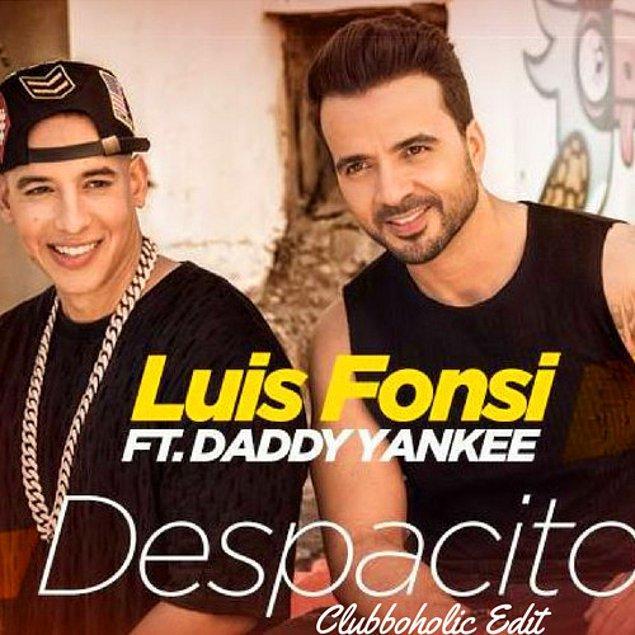 1. Luis Fonsi – Despacito ft Daddy Yankee (6.50 Milyar)