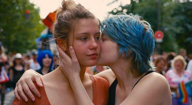 5. Mavi En Sıcak Renktir (2013) La vie d'Adèle