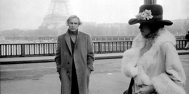 21. Paris'te Son Tango (1972) Ultimo Tango a Parigi