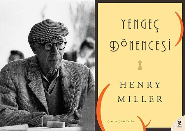 2. Yengeç Dönencesi-Henry Miller