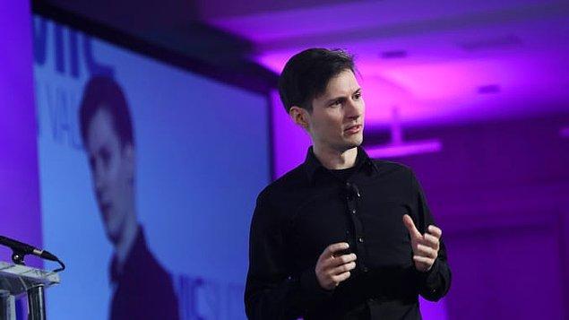 Ünlü Rus girişimci aynı zamanda Rusya'nın ünlü sosyal medya platformu VKontake'nin de kurucusu.
