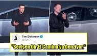 Hani Kırılmıyordu? Elon Musk'ın CyberTruck'ının Zırhlı Camı Kırılınca Goygoycuların Diline Düştü
