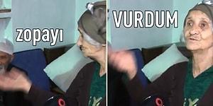'Her Zaman Ben mi Dayak Yiyeceğim' Diyerek Kocasını Sopayla Dövüp Yaralayan Sonra da Olayı Tatlıya Bağlayan Kadın!