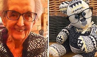 İnsanların Eski ve Anısı Olan Kıyafetlerini Oyuncak Ayıya Dönüştüren Yaratıcı Tasarımcı: Mary Mac