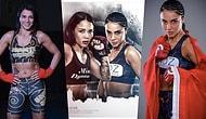 Survivor'dan Tanıdığımız Sabriye, Dünyanın En Büyük MMA Organizasyonlarından Birinde Kafese Çıkıyor!