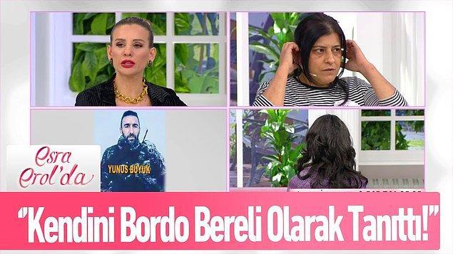 Kamuflajlı asker fotoğraflarının da photoshop olduğunu söyleyen Yunus, Birgül'ün kendisine hamile olduğunu anlattığını ve Ankara'ya gidecekleri için de eşyaları sattığını iddia etti.