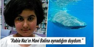 Eynesil'in Eski Belediye Başkanı 'Rabia Naz'ın da Oynadığını Duydum' Demişti: Peki Neydi Bu Mavi Balina?