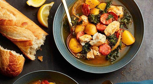 14. Yemeği yaparken malzemelerin birbirini tanımasına, birbirlerine karışmalarına izin verin.