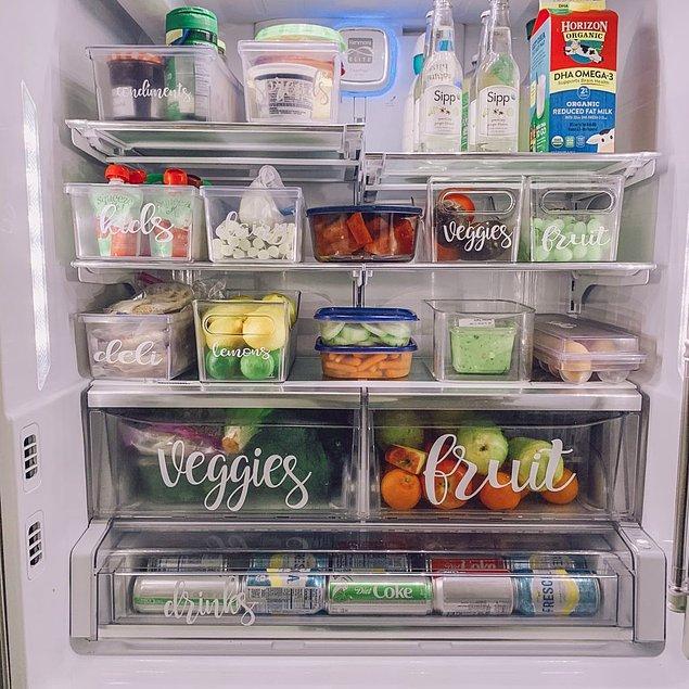 16. Buzdolabınızı özenle yerleştirin.