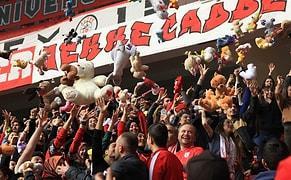 TFF 2. Lig Maçında Kimsesiz Çocuklara Oyuncak Sürprizi!
