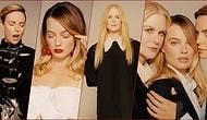 Yine Aşık Olduk! 'Bombshell' Filminin Yıldızları Margot Robbie, Charlize Theron ve Nicole Kidman W Magazine'e Poz Verdi