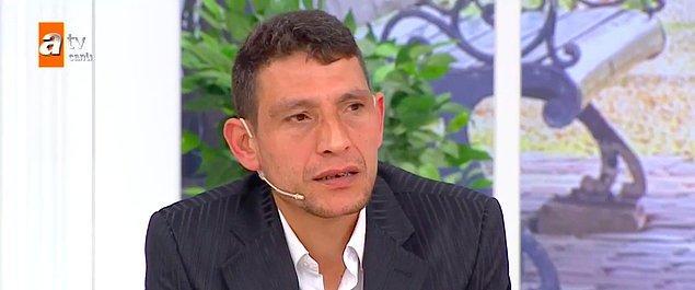 Mehmet Tunçbilek, evden kaçan 15 yıllık hayat arkadaşı 2 çocuk annesi Makbule Tunçbilek'i bulup boşanmak için Esra Erol'a katıldı.