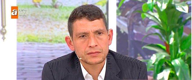 Canlı yayına telefonla bağlanan Makbule'nin kardeşi, ablasının Bayram'dan hamile olduğunu söyledi.
