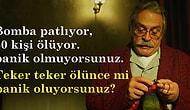 Haluk Bilginer'e Emmy Ödülü Kazandıran Agah Beyoğlu'nu Tanıyın!