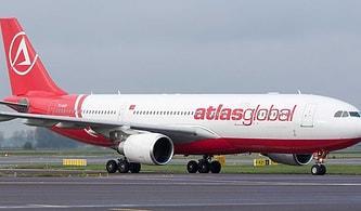 Atlas Global 21 Aralık Tarihine Kadar Uçuşlara Ara Verdiğini Duyurdu