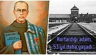Auschwitz'de Başkasının Yerine Ölmeye Gönüllü Olarak Saf Bir Kalbin Kapsayıcılığını Hatırlatan Maximilian Kolbe