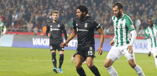 Başka gol olmayınca maç 0-1 Beşiktaş üstünlüğü ile sona erdi.