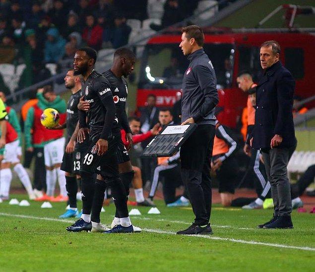 Bu sonucun ardından siyah-beyazlı ekip ligdeki üst üste dördüncü galibiyetini alırken, İttifak Holding Konyaspor'un ligdeki galibiyet hasreti de beş maça çıktı.