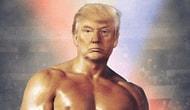 Karşınızda Donald Balboa: Trump'ın Montajlı 'Rocky' Paylaşımı Sosyal Medyanın Gündeminde