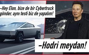 BMW Dalga Geçti, Ford X Meydan Okudu: Elon Musk'ın Lansmanda Camını Kırdığı 'Cybertruck' Rakiplerin Göz Hapsinde!