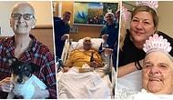 Ölüm Döşeğindeki Sevdiklerinin Son İsteklerini Yerine Getirdikleri Anları Paylaşarak Ciğerimizi Dağlayan 17 Kişi
