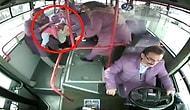 Nefes Alamayan Bebeği Hastaneye Yetiştiren Halk Otobüsü Şoförü