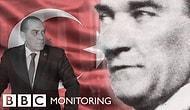 'Atatürk'e Benzeyen Adam' Dünya Basınında: BBC Monitoring'den Göksel Kaya Videosu!