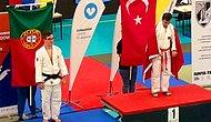 Tarihte İlk! Down Sendromlular Dünya Judo Şampiyonası'nda Talha Ahmet Erdem Altın Madalya Kazandı 🥇