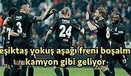 Kartal Üç Puana Rahat Uzandı! Beşiktaş-İM Kayserispor Maçında Yaşananlar ve Tepkiler