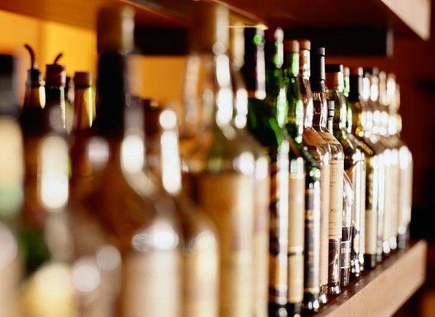 Yıllık en fazla artış alkollü içecekler ve tütün grubunda