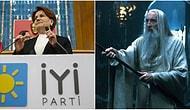 Akşener'den Sistem Eleştirisi: 'Ülkeyi Orta Dünya'ya Çevirdiler, Almış Yanına Saruman'ı, Damat Gollum'u...'
