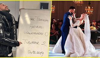Selin Ciğerci'nin Eşi Tuzlaspor Futbolcusu Gökhan Çıra'nın Galatasaray Paylaşımları Tepki Çekti