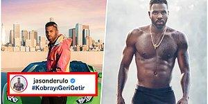 Instagram, Jason Derulo'nun 'Kobra'sını Gösterdiği Fotoğrafı Kaldırınca Ünlü Şarkıcı Yardım Çağrısında Bulundu!