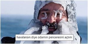 Paylaşımlarıyla Hem Kış Mevsimine Resmen Giriş Yaptığımızı Kanıtlayacak Hem de Güldürecek 15 Goygoycu