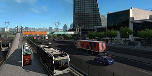 Euro Truck Simulator 2 Oyununun 'Road To Black Sea' Güncellemesi ile İstanbul Haritası Satışa Sunuldu!