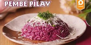 Rengine Aşık Olup Tadına Bayılacağınız Bir Pilav Tarifimiz Var! Pembe Pilav Nasıl Yapılır?
