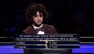 Kim Milyoner Olmak İster? Hangisi Türkçe'deki Göçüşme Kuralına Örnektir?