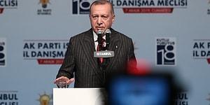 Erdoğan 'Şehir Üniversitesi' Üzerinden Babacan ve Davutoğlu'nu Hedef Aldı: 'Halk Bankası'nı Dolandırmaya Çalışıyorlar'