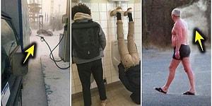 Absürtlük Konusunda Türkiye'yle Yarışacak Tek Ülke Olan Rusya'dan Günlük Hayattan 27 Komik Fotoğraf