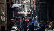 Hindistan'da Bir Fabrikada Çıkan Yangında En Az 43 Kişi Öldü