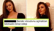 """Afili Aşk Dizisinin Parlayan Yıldızı Burcu Özberk'in Göğüs ve Göbek Dekolteli Elbisesine Gelen Eleştiriler """"Yok Artık!"""" Dedirtti!"""