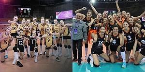 Dünya Kulüpler Şampiyonası'nda Eczacıbaşı Dünya İkincisi, Vakıfbank Dünya Üçüncüsü Oldu! 🇹🇷