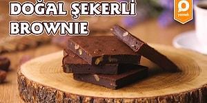 Her Dilimini Gönül Rahatlığıyla Yiyeceğiniz Doğal Şekerli Brownie Nasıl Yapılır?