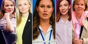 Finlandiya'yı Kadınların Yönetmesini Regl Olmayla Birlikte 3. Dünya Savaşı'na Bağlayan Fenomenin Cinsiyetçi Yaklaşımına Gelen Tepkiler