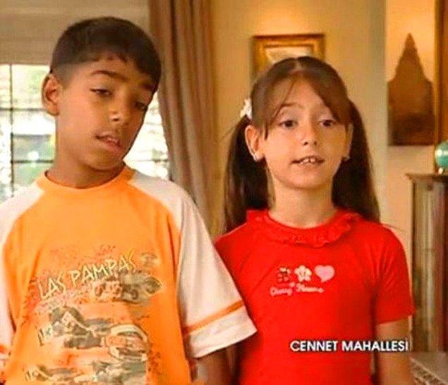 Hatırlarsanız bu dizinin çocuk oyuncuları Aliş ve Ayşe de vardı. Onlar da Pembe'nin hışmına az uğramadı. Çocukların başına kabus gibi çökmüştü.