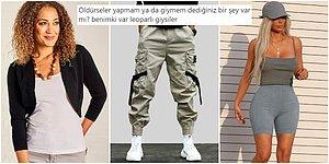 Öldürseler Giymeyecekleri Kıyafetleri Paylaşarak Moda Konusundaki Vizyonlarını Gösteren Twitter Kullanıcıları